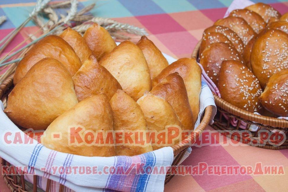 пирожки в духовке рецепты с фото