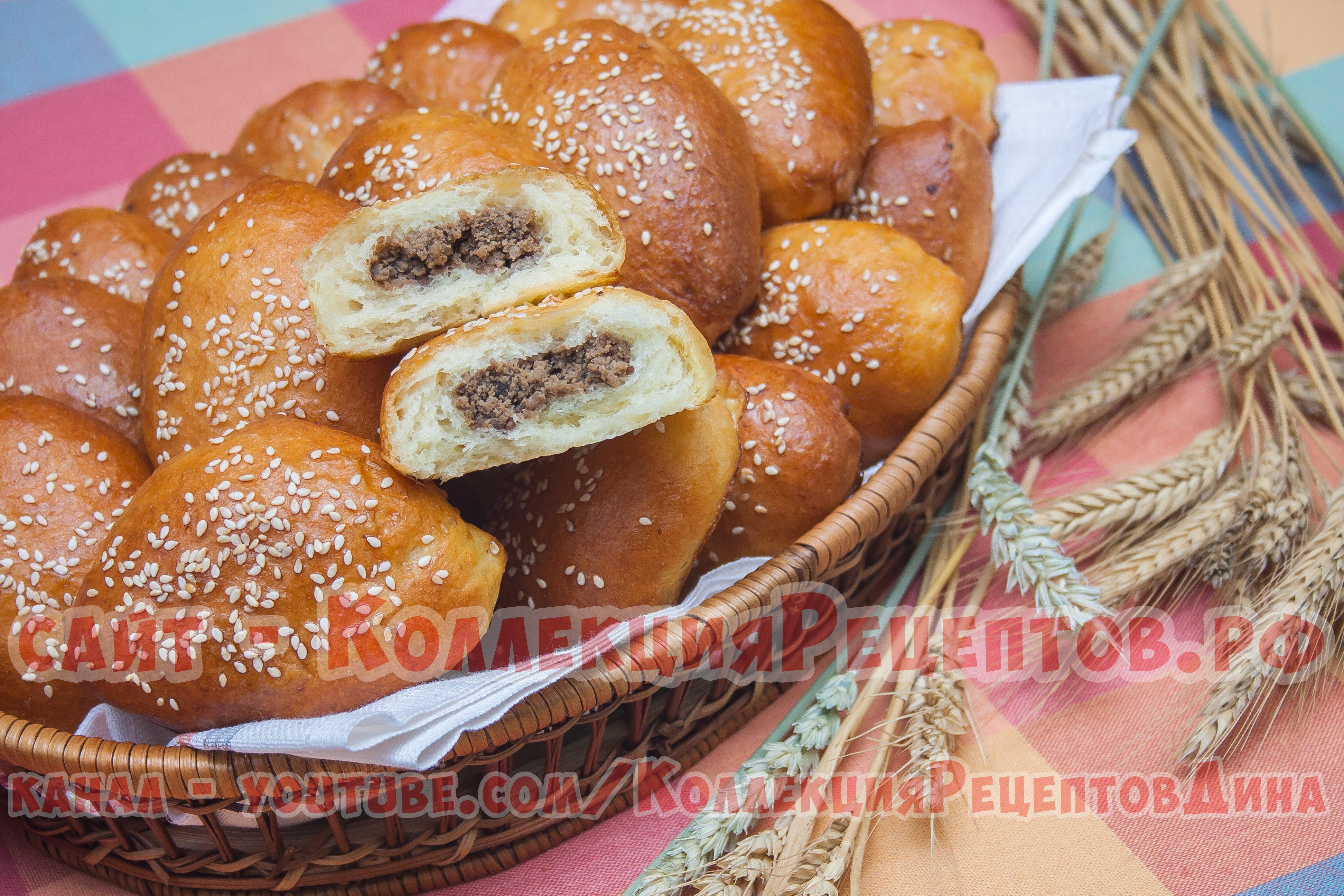 Рецепт теста на пирожки жареные с сухими дрожжами фото пошагово