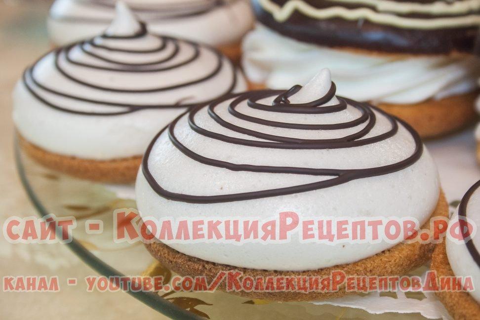 пирожное буше рецепт с фото пошагово
