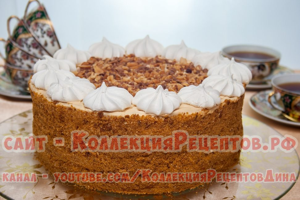 Торт лучано рецепт