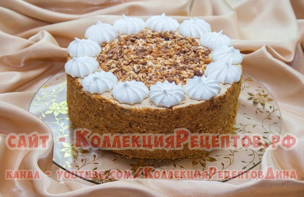 торт арлекин рецепт с фото пошагово в домашних условиях