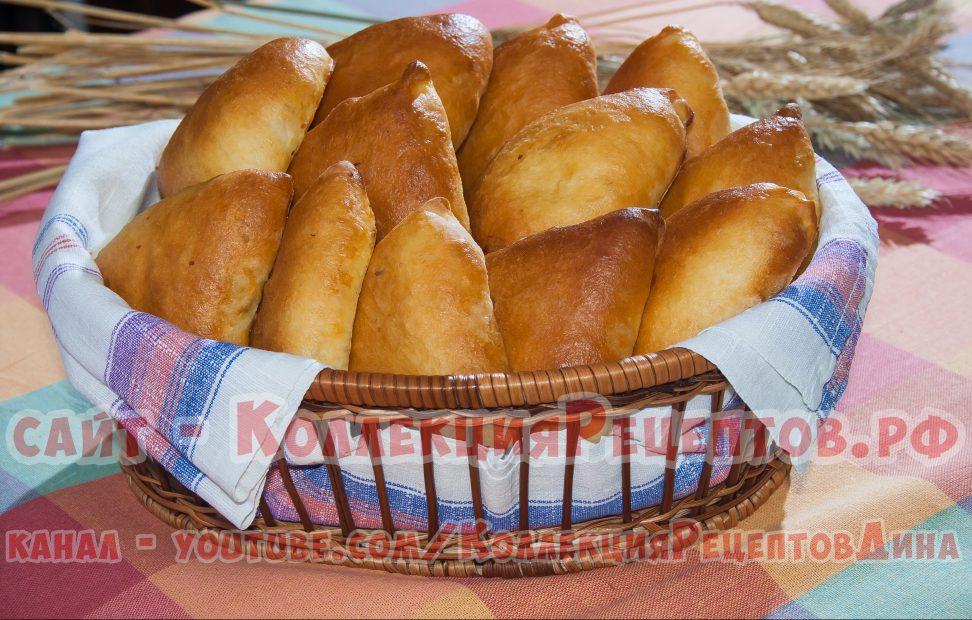 Пирог с мясом без дрожжей в духовке пошаговый рецепт с фото