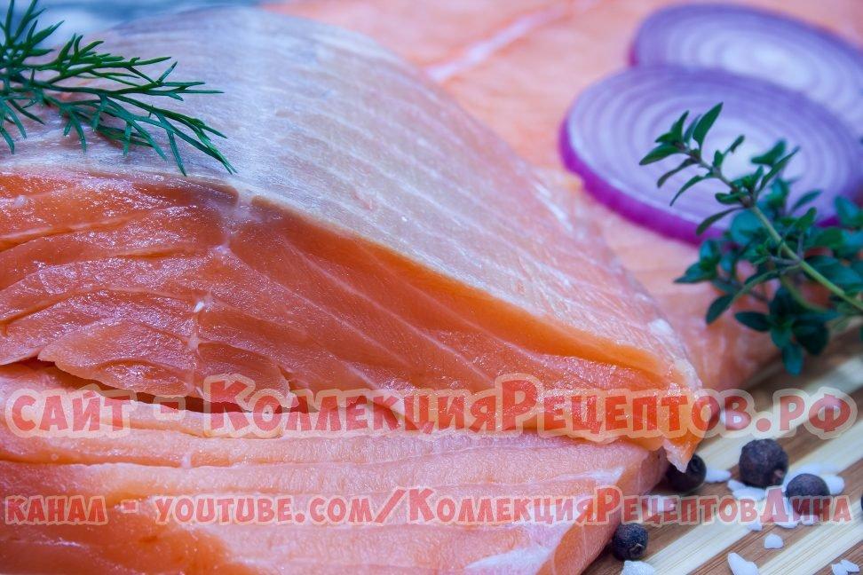 Как засолить рыбу в домашних условиях с фото