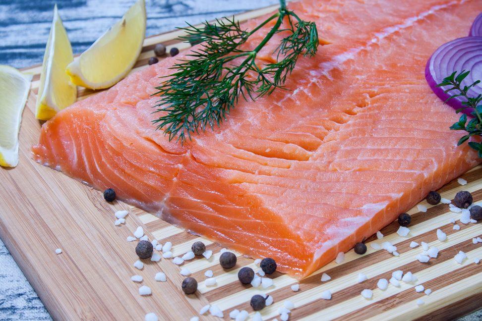 засолить красную рыбу в домашних условиях рецепт