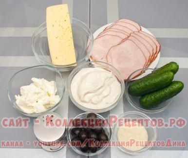 сырный рулет рецепт