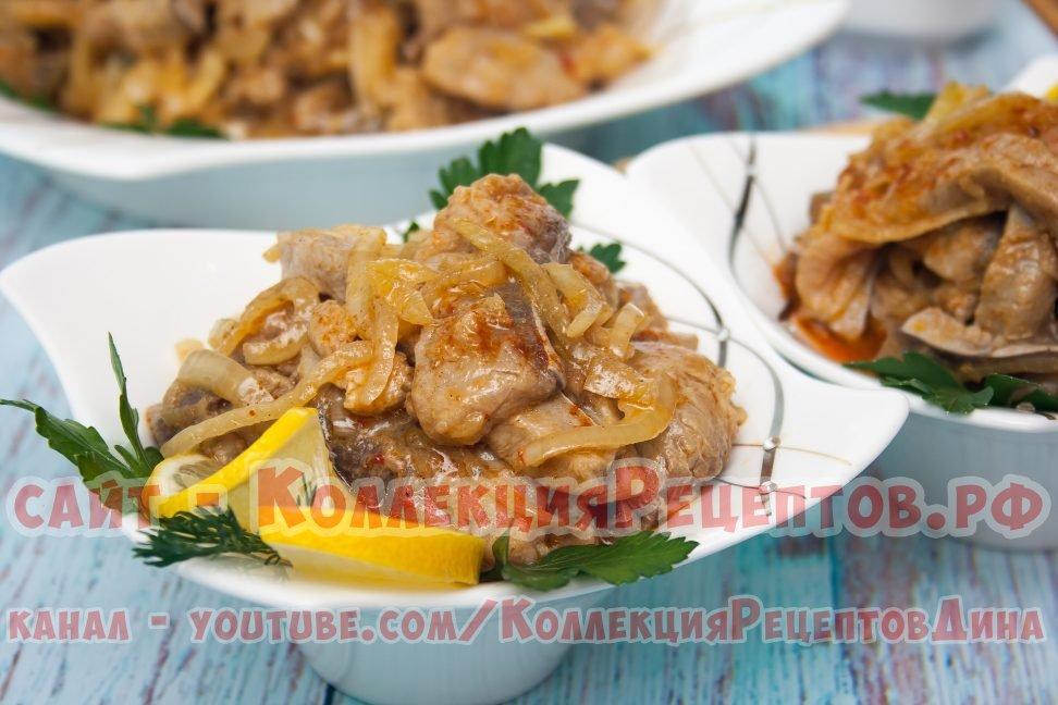 Хе из рыбы по-корейски