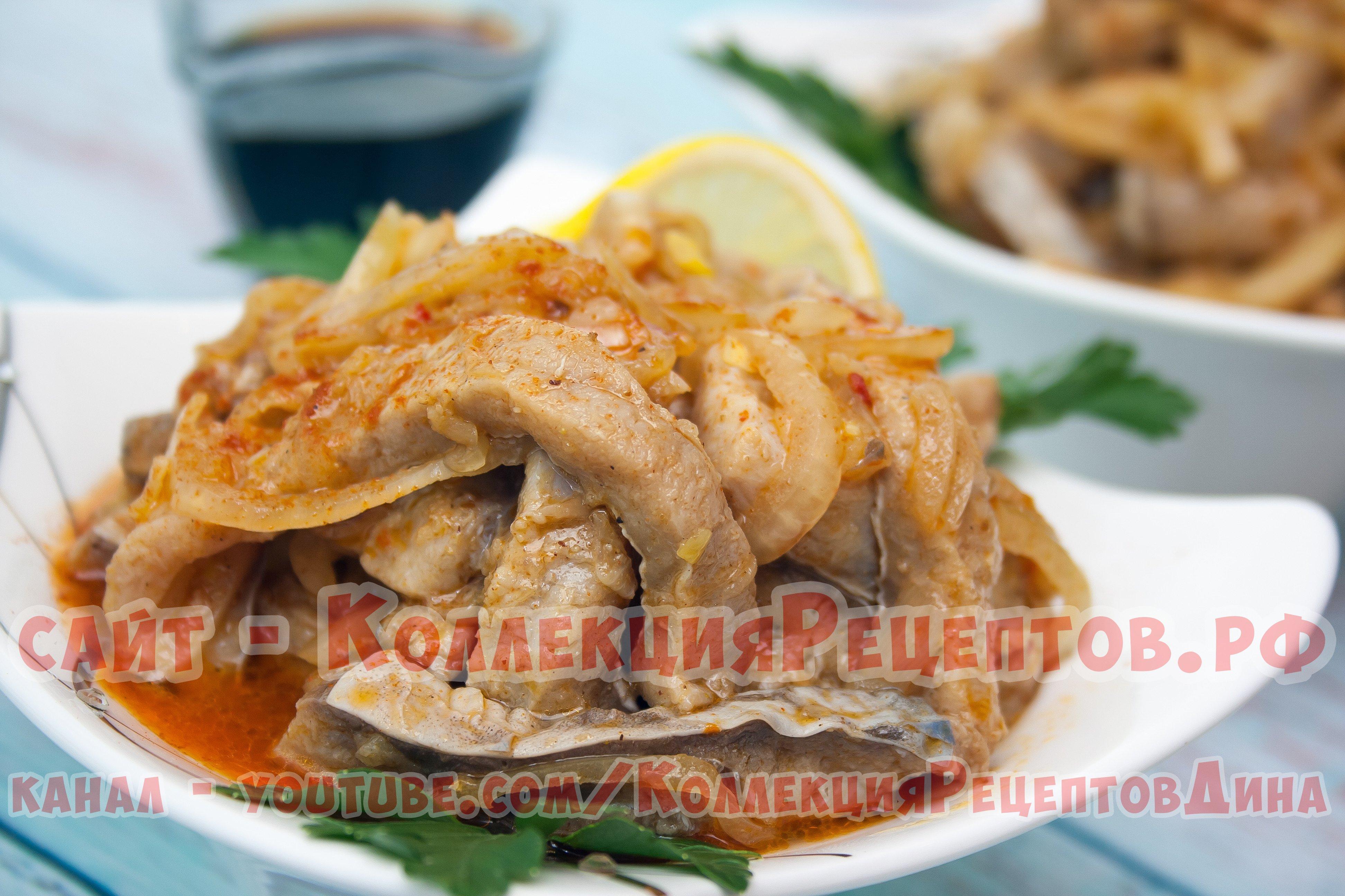 Как в домашних условиях приготовить рыбу хе по-корейски