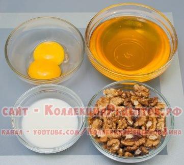 мед орехи рецепт пахлавы