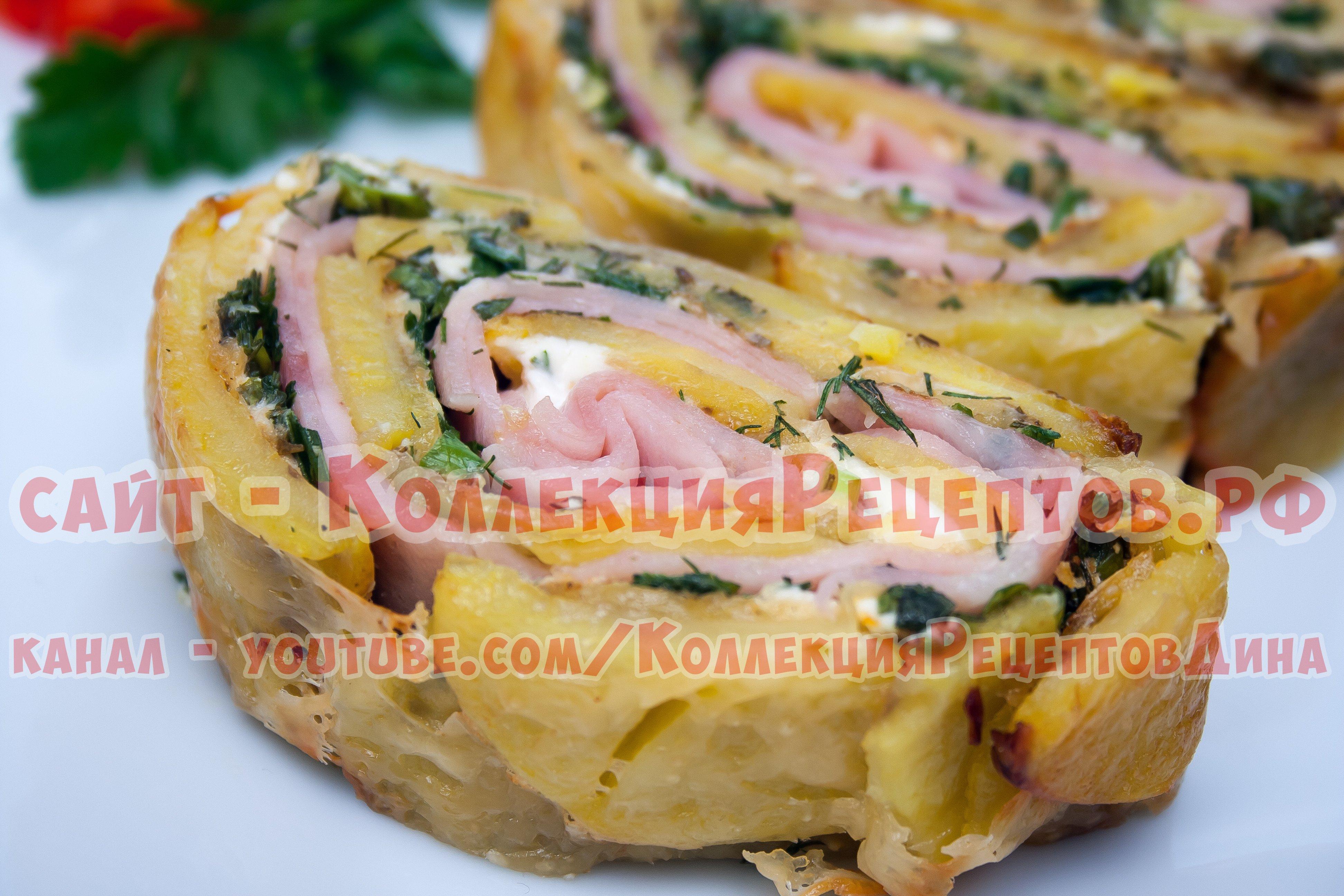 Запеканка из кабачков и картофеля в духовке рецепт с