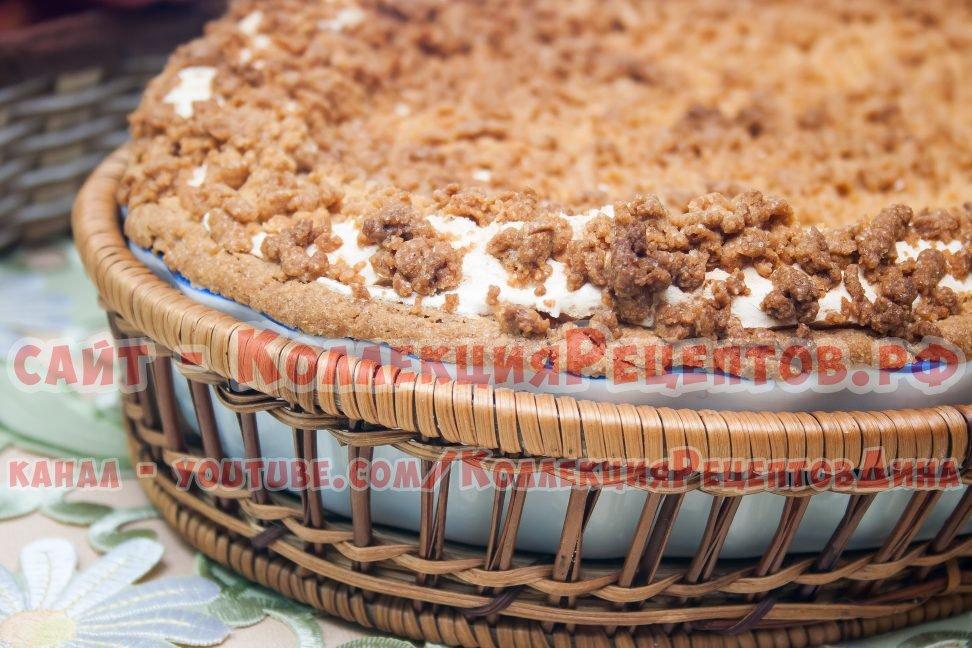 рецепт пирога с яблоками пошагово