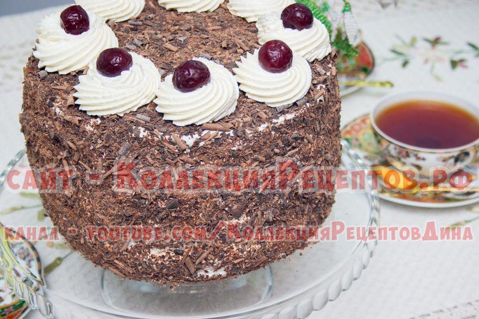 торт в домашних условиях