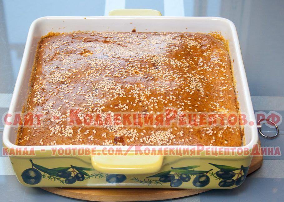 заливные пироги в духовке