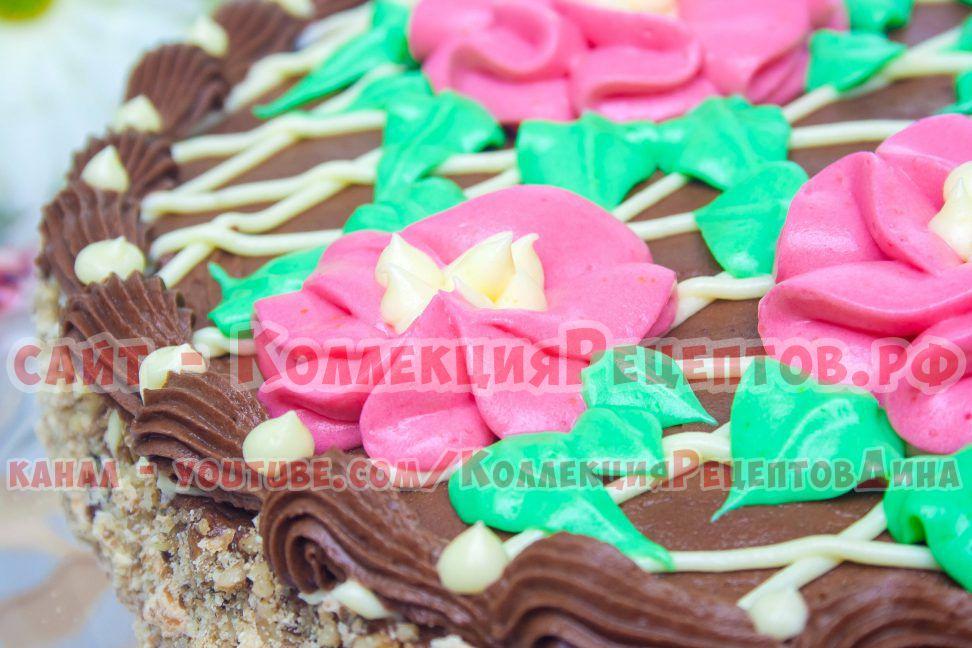 киевский торт рецепт пошагово