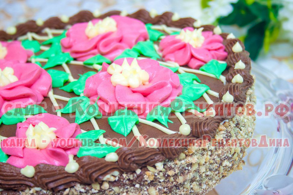 киевский торт рецепт