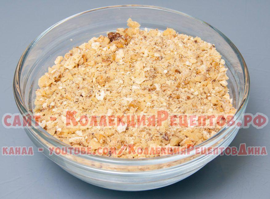 торт киевский фото пошагово
