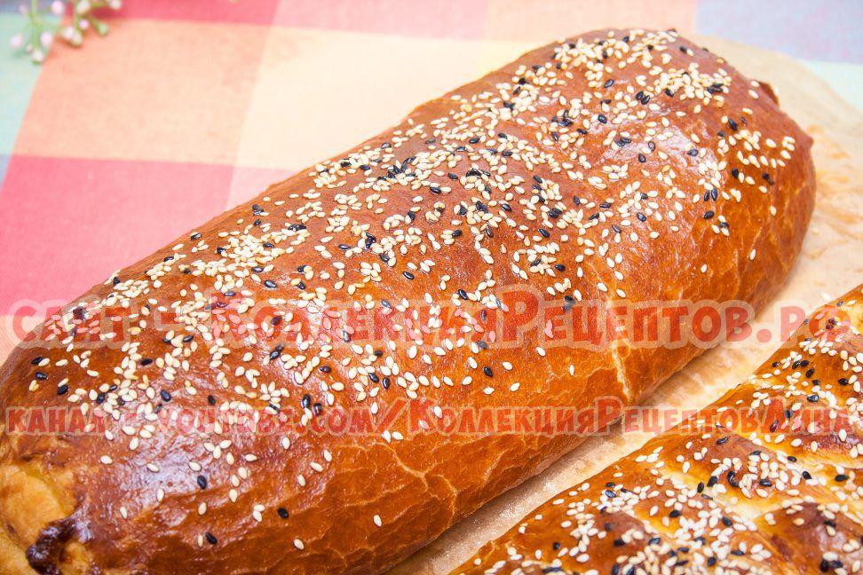 пирог с капустой в духовке рецепты