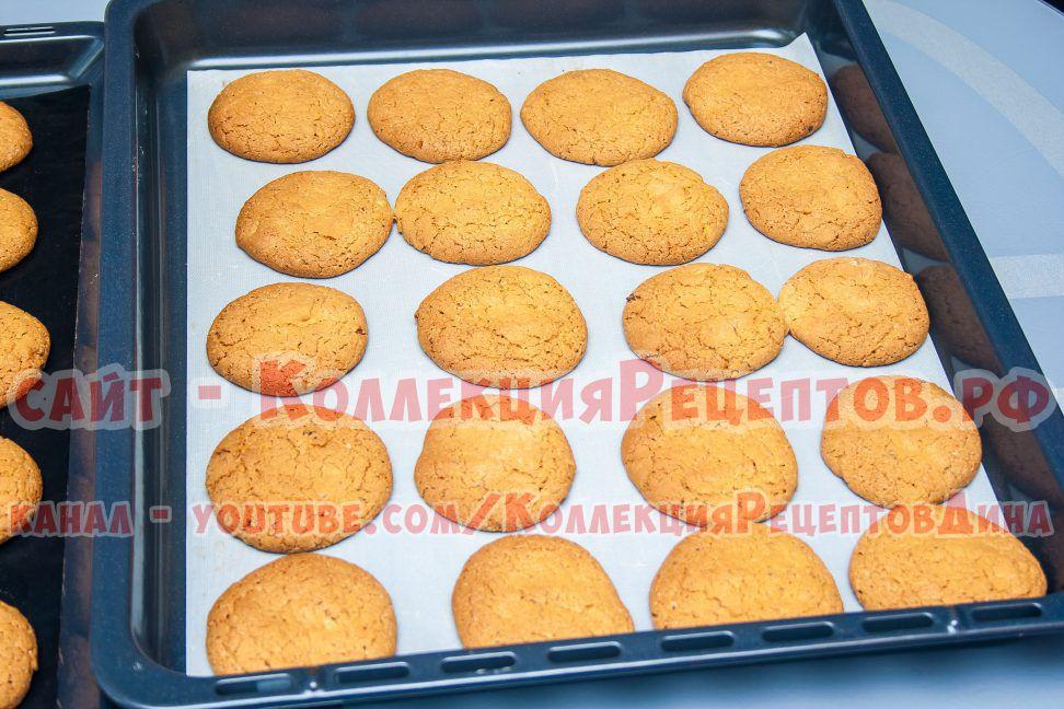 рецепт простого печенья