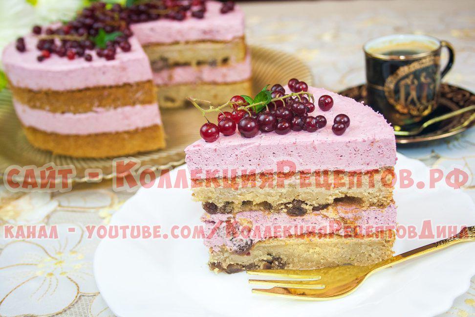 украшение торта ягодами