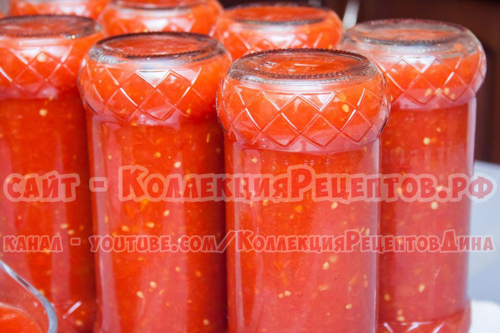 рецепт томат сока