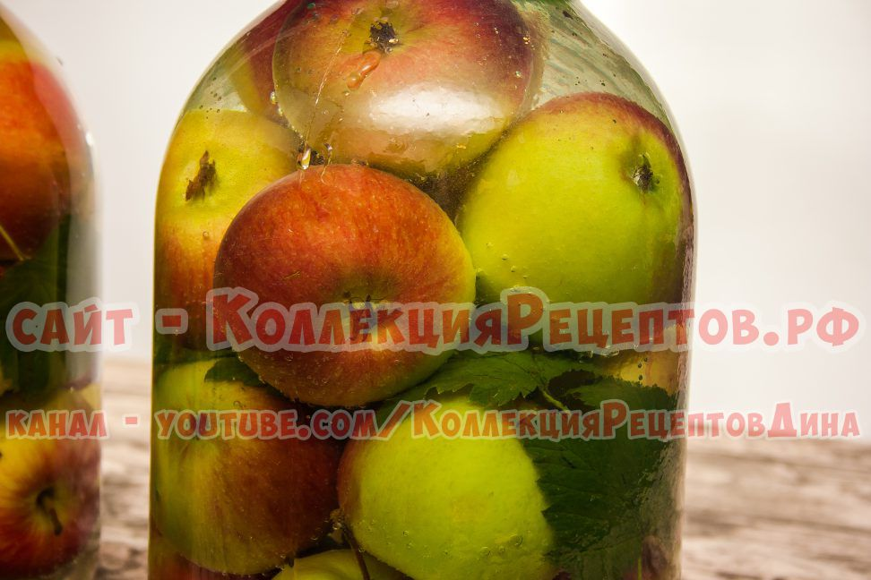 яблоки рецепты пошагово