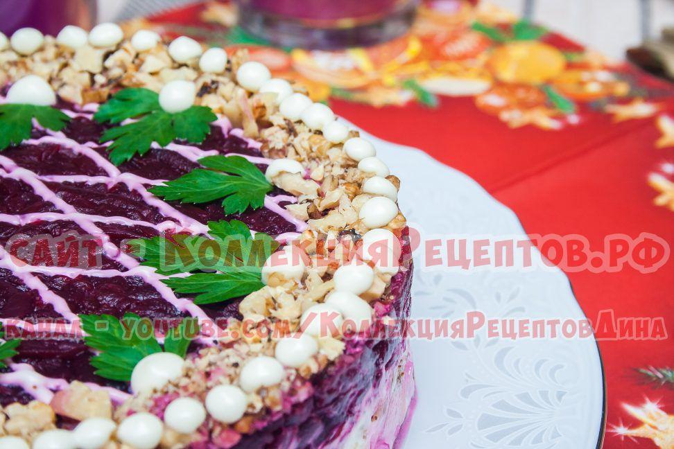 салат на новый год фото