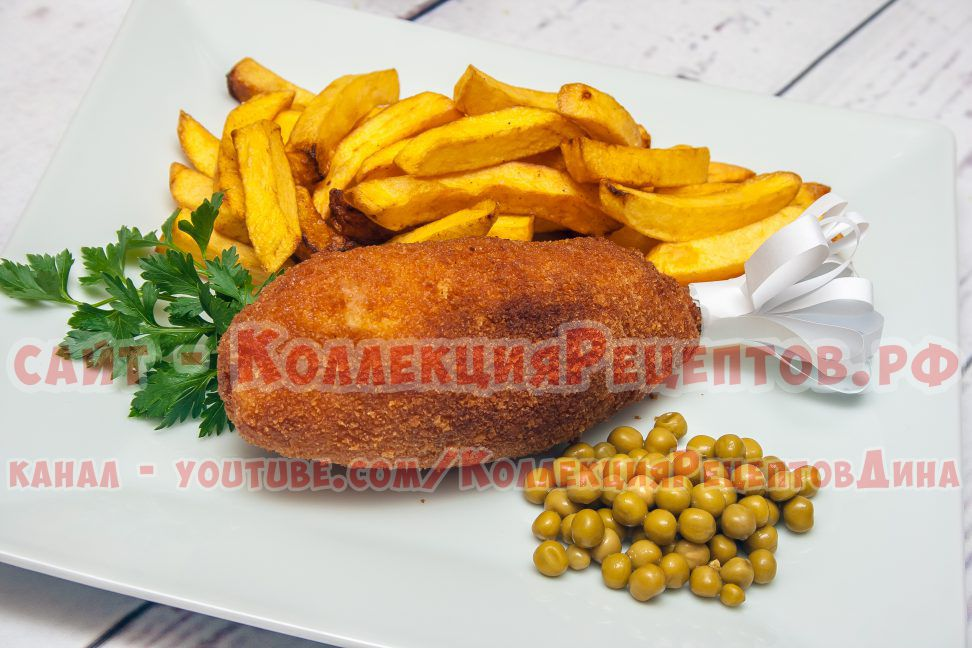 котлета по киевски рецепт с фото пошагово