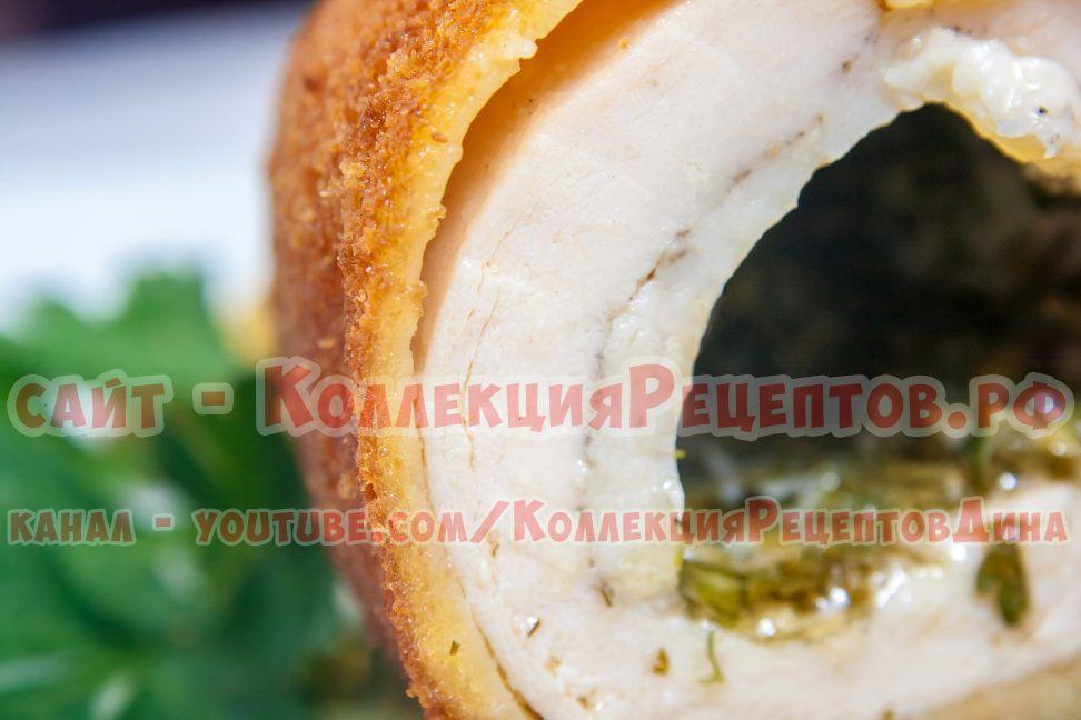 котлеты по киевски из филе