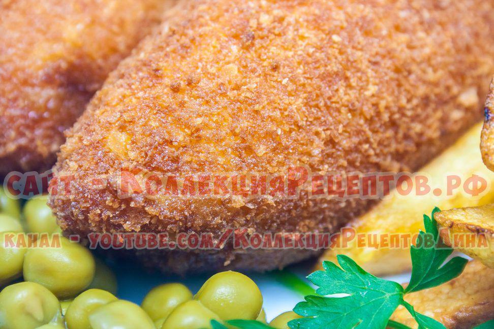 куриные котлеты по киевски рецепт с фото