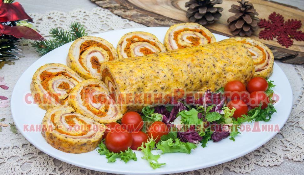 закуски на праздничный стол фото