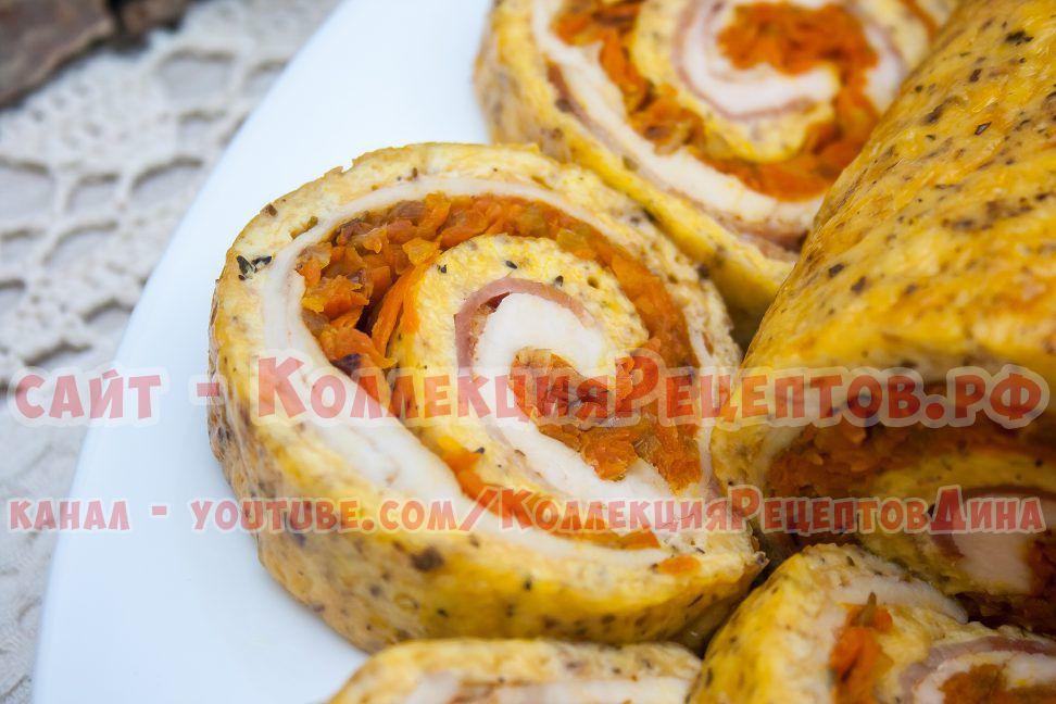 сырные рулеты с начинкой рецепты с фото