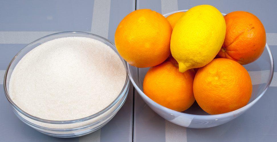 апельсин рецепты с фото