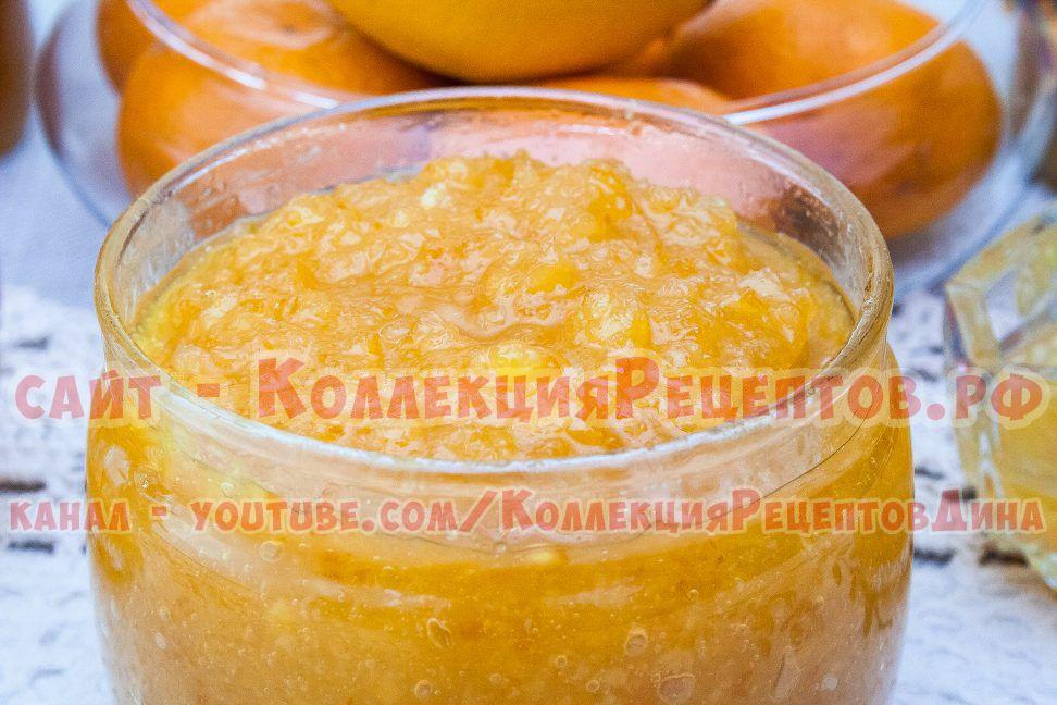 варенье из апельсинов через мясорубку
