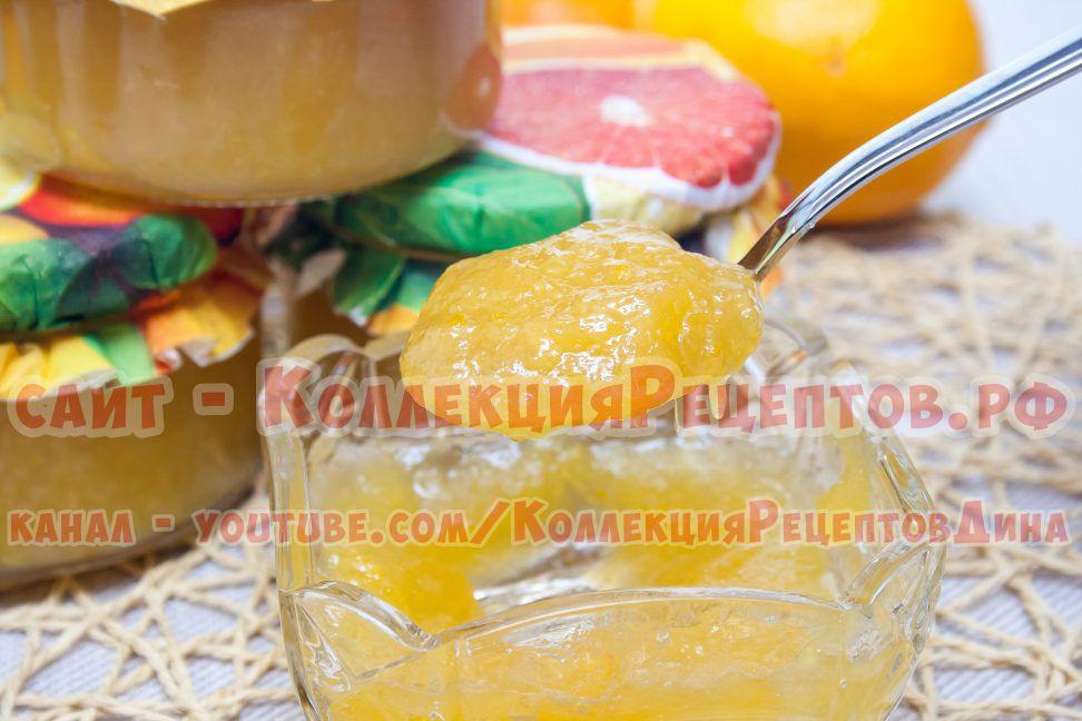 джем из лимона рецепт