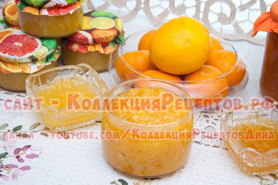 рецепты с апельсинами